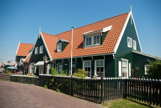Marken, House 'the Reedland' by steppeland