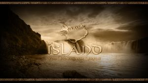 Island (Iceland) Wallpaper 1 by PlaysWithWolves