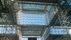 New York Comic Con 2014 - Ceiling by NewYorkVash