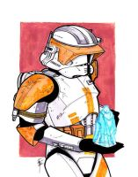 Commander Cody Commission by Hodges-Art