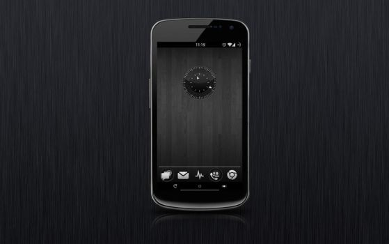 GNex Dark Wood Iteration by VRoX