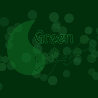Ajah iPhone/Android Wallpaper: Green Ajah by xxtayce