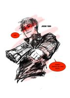 Jason Todd Ongoing Petition by missveryvery