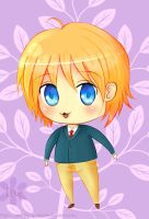 My first attempt at Chibi by Sev-Lily-lover
