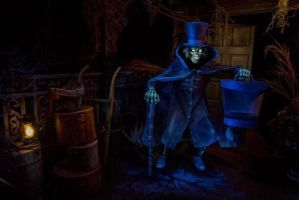 The Hatbox Ghost by JoshuaOrro