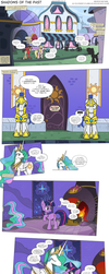 MLP:FiM - Shadows of the Past #27 by PerfectBlue97