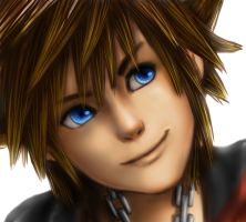 Sora KH 3 by Keyblades-chosen-one
