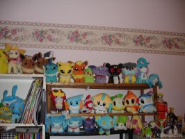 Pokemon Plushies 1