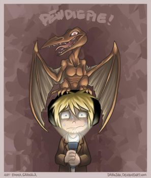 -Pewdie Hill- by ZombiDJ