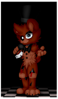 Withered Freddy (AT) by Arcencia68