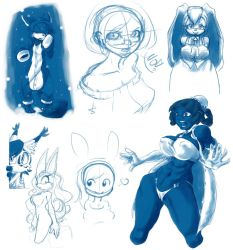 2014 - D-Sketch Collection #02 by S-Dash