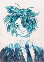 phosphophyllite by Shaienny