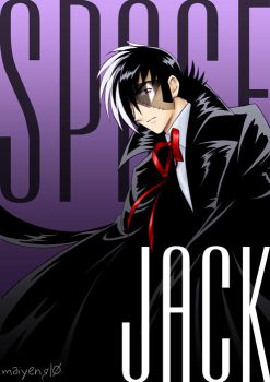 Space Jack by maiyeng