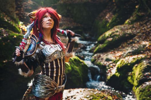 ArcheAge - Firran Photoshoot I. by YurikoSeira