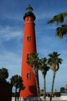 Ponce Inlet Lighthouse by explicitly