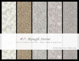 Rough Stone by BirdseyeStock