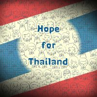Hope for Thailand by zilchat