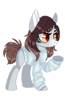 Pony Auction (CLOSED) by mintpencil
