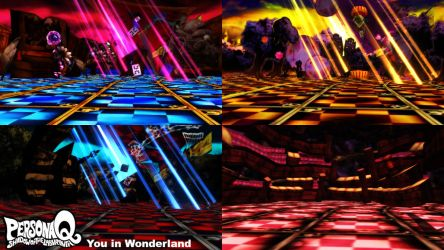 (MMD Stage) You in Wonderland Download by SAB64