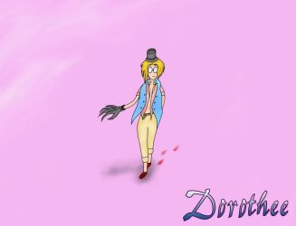 Dorothee by ZombieFX