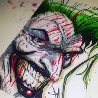 The Joker by ARTOFSAPO