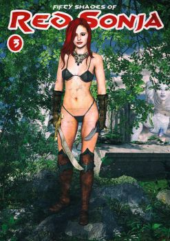 Fifty Shades of Red Sonja 3 by EscribaRegio