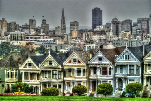 Nob Hill a Dream by nomisdice