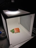 Homemade Lightbox by amonkeyonacid