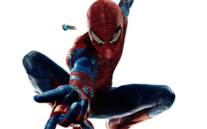 _the amazing spiderman_[render] by gabber1991md