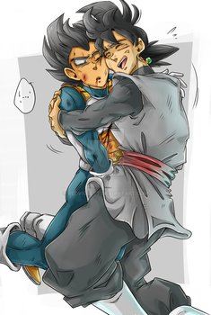Dragon Ball Super - Seeing you again by RedViolett