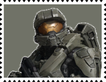 Master Chief's Stamp by RalphAguilar462