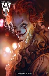 pennywise by wizyakuza