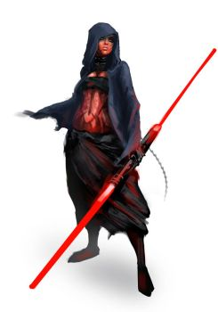 Sith fan art 1 by songjong