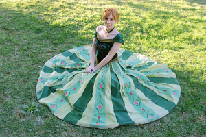 Cosplay: Anna by Abletodoall