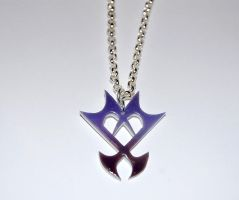 Unversed necklace logo version 2 by knil-maloon