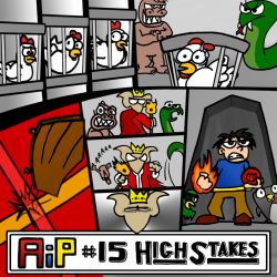 AiP #15: High Stakes by benlandis
