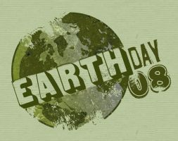 Earth Day T-Shirt 2008 by Nyrak