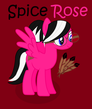 Spice Rose by timelordderpy