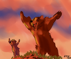 Brother Bear by kosko99