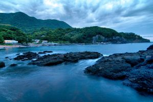Izu Peninsula, Japan by fayerman