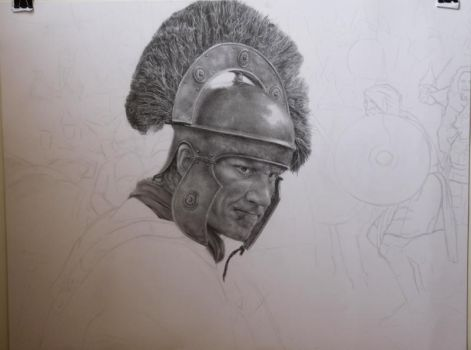 WIP - Heat Of Battle by roomania