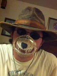 The Bear Mouth Face Mask by SteamHead1880