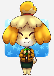 isabelle by maoala