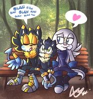 RP: Family Time by Blossom-fur7