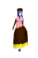 MMD FT Medieval Juvia DL by 2234083174