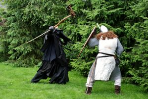Meine and the Black Death 1 by Dewfooter