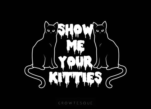 Kitties by Crowtesque