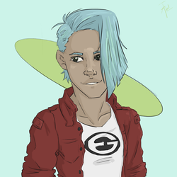 Casual Voyd by Plagued-art