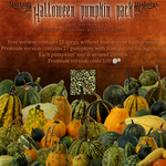 Halloween pumpkin stock pack by MortuusDiabolus