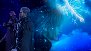 Fate of the Nightlight - FinalFantasy XV Wallpaper by HaakonHawk
